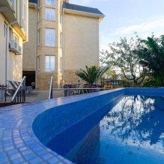 Отель Эдэран Сочи бассейн фото 2