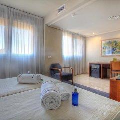 Отель Silken Torre Garden Мадрид комната для гостей фото 3