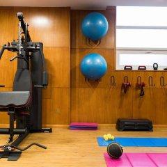 Отель Malcom and Barret Валенсия фитнесс-зал фото 3