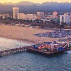 Loews Hollywood Hotel пляж
