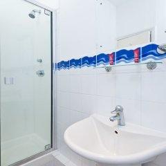 Отель Hamptons Brighton Великобритания, Кемптаун - отзывы, цены и фото номеров - забронировать отель Hamptons Brighton онлайн ванная фото 2