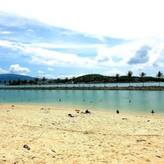 Отель Sunshine Villa Вьетнам, Нячанг - отзывы, цены и фото номеров - забронировать отель Sunshine Villa онлайн пляж