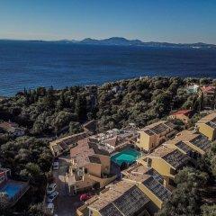 Отель Corfu Residence Греция, Корфу - отзывы, цены и фото номеров - забронировать отель Corfu Residence онлайн приотельная территория