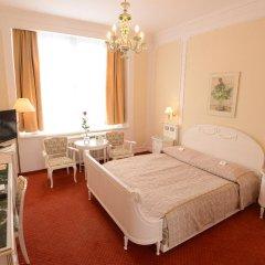 Отель Ambassador Zlata Husa Прага комната для гостей фото 5