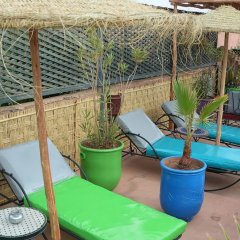 Отель Riad Assalam Марокко, Марракеш - отзывы, цены и фото номеров - забронировать отель Riad Assalam онлайн пляж фото 2