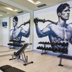Отель Riu Bambu All Inclusive фитнесс-зал фото 2