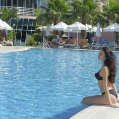 Side Lilyum Hotel & Spa Турция, Сиде - отзывы, цены и фото номеров - забронировать отель Side Lilyum Hotel & Spa онлайн бассейн фото 3