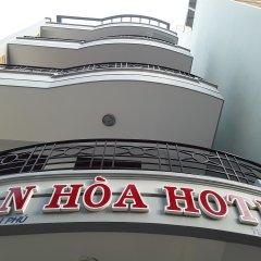 Отель An Hoa интерьер отеля
