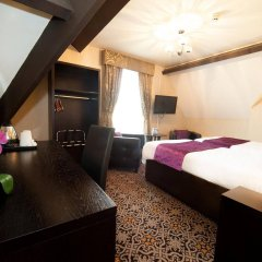Отель Hallmark Inn Manchester South комната для гостей фото 3