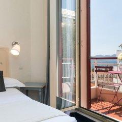 Отель The Originals des Orangers Cannes (ex Inter-Hotel) Франция, Канны - отзывы, цены и фото номеров - забронировать отель The Originals des Orangers Cannes (ex Inter-Hotel) онлайн балкон