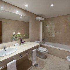 Отель Parador De Hondarribia Испания, Фуэнтеррабиа - отзывы, цены и фото номеров - забронировать отель Parador De Hondarribia онлайн ванная фото 2