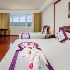 TTC Hotel Premium Phan Thiet комната для гостей