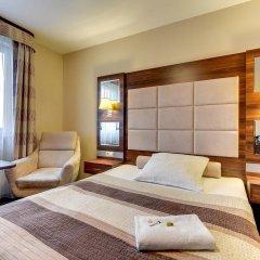 Amber Hotel Гданьск комната для гостей фото 2