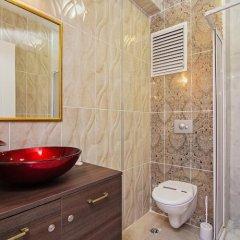 Отель Nar Comfort Pera Стамбул ванная