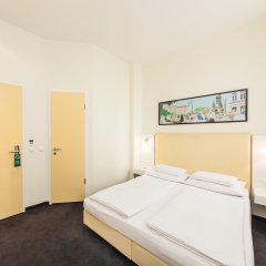 Select Hotel Berlin Checkpoint Charlie комната для гостей