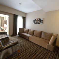 Hierapark Thermal & Spa Hotel Турция, Памуккале - отзывы, цены и фото номеров - забронировать отель Hierapark Thermal & Spa Hotel онлайн комната для гостей фото 5