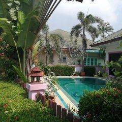 Отель Baan Dusit бассейн