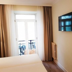 Отель Sercotel Hotel Europa Испания, Сан-Себастьян - 1 отзыв об отеле, цены и фото номеров - забронировать отель Sercotel Hotel Europa онлайн комната для гостей фото 4