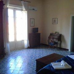 Отель Alloggio della Posta Vecchia Агридженто комната для гостей фото 3