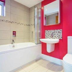 Отель Primrose Family Fun Великобритания, Лондон - отзывы, цены и фото номеров - забронировать отель Primrose Family Fun онлайн ванная фото 2