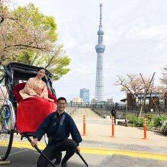 Hotel Gracery Asakusa городской автобус