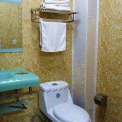 Отель Hongye Hotel Xi'an Xianyang Airport Китай, Сяньян - отзывы, цены и фото номеров - забронировать отель Hongye Hotel Xi'an Xianyang Airport онлайн ванная