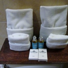 Отель Microtel by Wyndham Boracay Филиппины, остров Боракай - 1 отзыв об отеле, цены и фото номеров - забронировать отель Microtel by Wyndham Boracay онлайн ванная фото 2