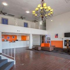 Отель Motel 6 Vicksburg, MS интерьер отеля
