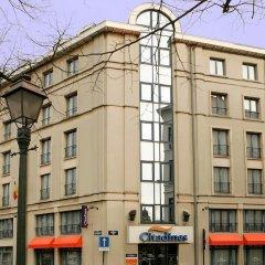 Отель Citadines Sainte-Catherine Brussels городской автобус