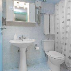 Апартаменты Haraki Mare Studios & Apartments Родос ванная фото 2
