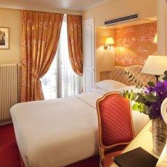 Отель Belloy St Germain Париж комната для гостей фото 2