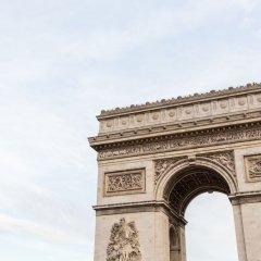 Отель Crisp Whites in the 16th Франция, Париж - отзывы, цены и фото номеров - забронировать отель Crisp Whites in the 16th онлайн вид на фасад