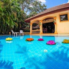 Отель Coconut Paradise Villas бассейн фото 3
