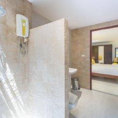 Отель Yello Rooms Таиланд, Бангкок - отзывы, цены и фото номеров - забронировать отель Yello Rooms онлайн ванная