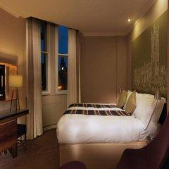 Townhouse Hotel Manchester 4* Стандартный номер с различными типами кроватей фото 9