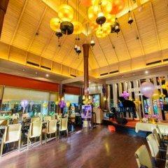 Отель Mida Airport Бангкок развлечения
