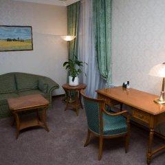 Парк-Отель 4* Стандартный номер с разными типами кроватей фото 21