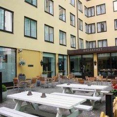 Отель Thon Astoria Осло бассейн