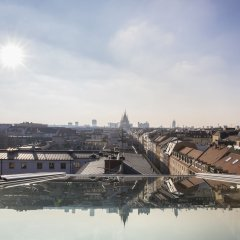 Отель City Aparthotel München Германия, Мюнхен - 2 отзыва об отеле, цены и фото номеров - забронировать отель City Aparthotel München онлайн балкон