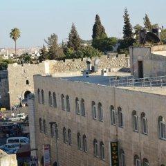 Jerusalem Metropole Hotel Израиль, Иерусалим - 1 отзыв об отеле, цены и фото номеров - забронировать отель Jerusalem Metropole Hotel онлайн пляж