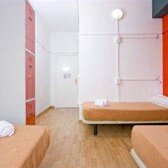 Отель Madrid Motion Hostels комната для гостей фото 4