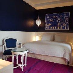 Отель Dar Shaân Марокко, Рабат - отзывы, цены и фото номеров - забронировать отель Dar Shaân онлайн комната для гостей фото 4