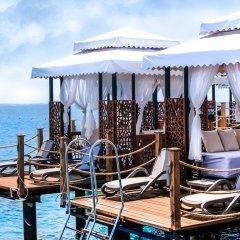 Vonresort Golden Beach Турция, Чолакли - 1 отзыв об отеле, цены и фото номеров - забронировать отель Vonresort Golden Beach онлайн приотельная территория