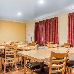 Отель Quality Inn & Suites Гилрой питание фото 3
