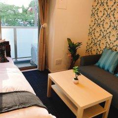 Отель GH One More Heart TSUKIJI 1 комната для гостей