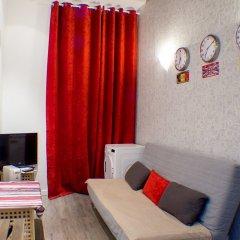 Апартаменты Studio Petit Pompidou Париж комната для гостей фото 3