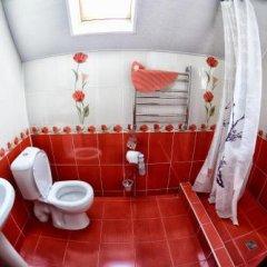 Гостиница Idilliya в Брянске отзывы, цены и фото номеров - забронировать гостиницу Idilliya онлайн Брянск ванная