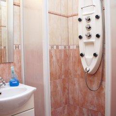 Отель Jozsef Korut Apartment Венгрия, Будапешт - отзывы, цены и фото номеров - забронировать отель Jozsef Korut Apartment онлайн ванная