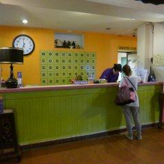 Отель Sawasdee Smile Inn Hotel Таиланд, Бангкок - отзывы, цены и фото номеров - забронировать отель Sawasdee Smile Inn Hotel онлайн интерьер отеля