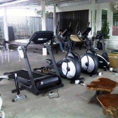 Отель Rattana Residence Sakdidet фитнесс-зал фото 3